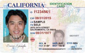 Đổi bằng lái xe đi du học Mỹ