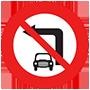 Cấm ô tô rẽ trái