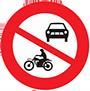 Biển báo cấm ô tô và mô tô