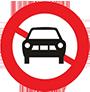 Biển báo cấm ô tô