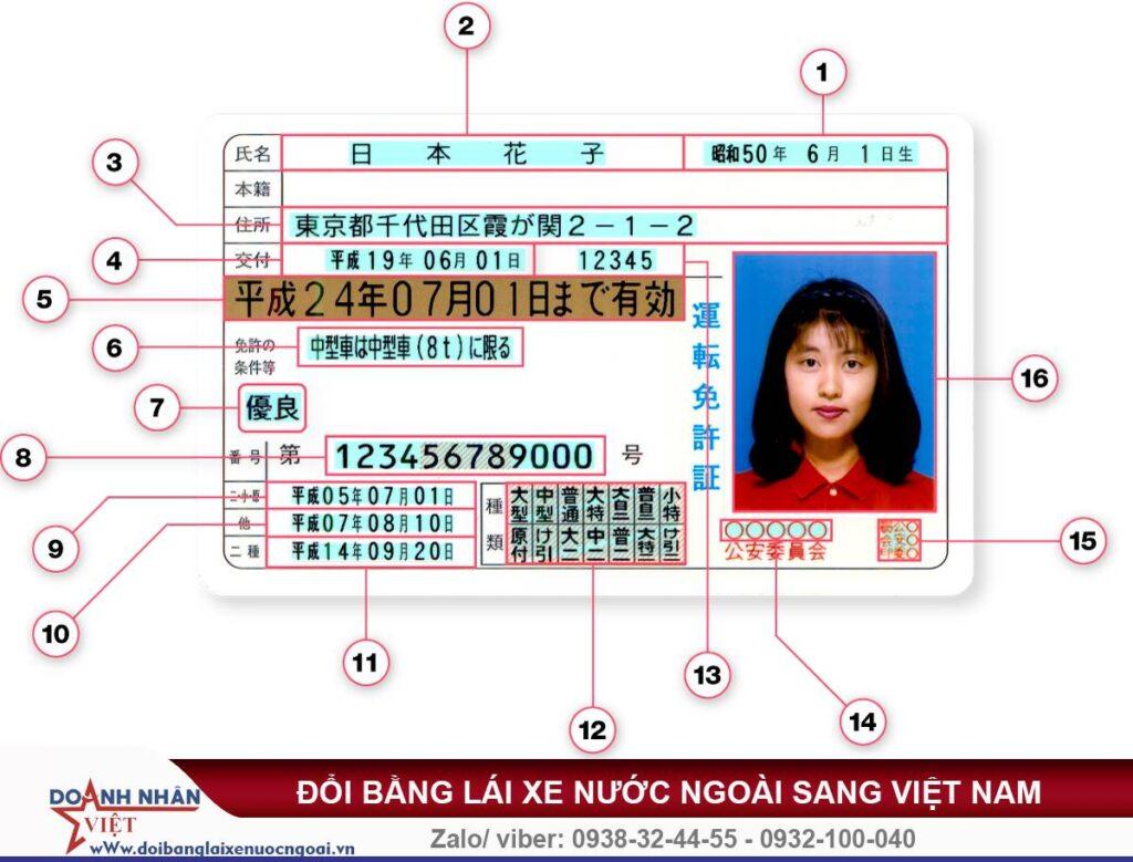Đổi bằng AT Nhật sang Việt Nam