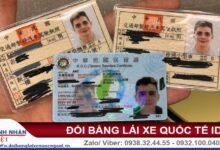 Đổi bằng lái xe Việt Nam sang Đài Loan