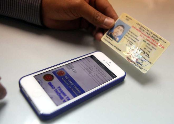 Đổi giấy phép lái xe Đài Loan sang Việt Nam