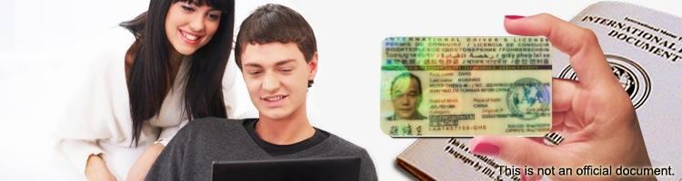 Đổi giấy phép lái xe quốc tế tại Thanh Hóa