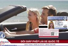 GPLX quốc tế