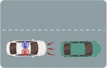 Mức xử phạt không nhường đường cho xe ưu tiên