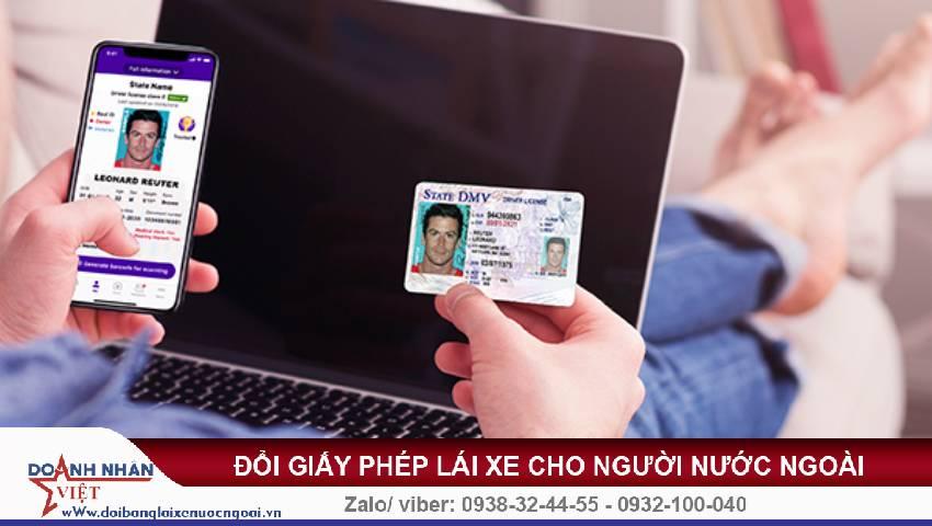 Thủ tục gia hạn giấy phép lái xe cho người nước ngoài