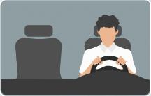 Xử phạt lái xe ô tô từ 16 đến dưới 18 tuổi